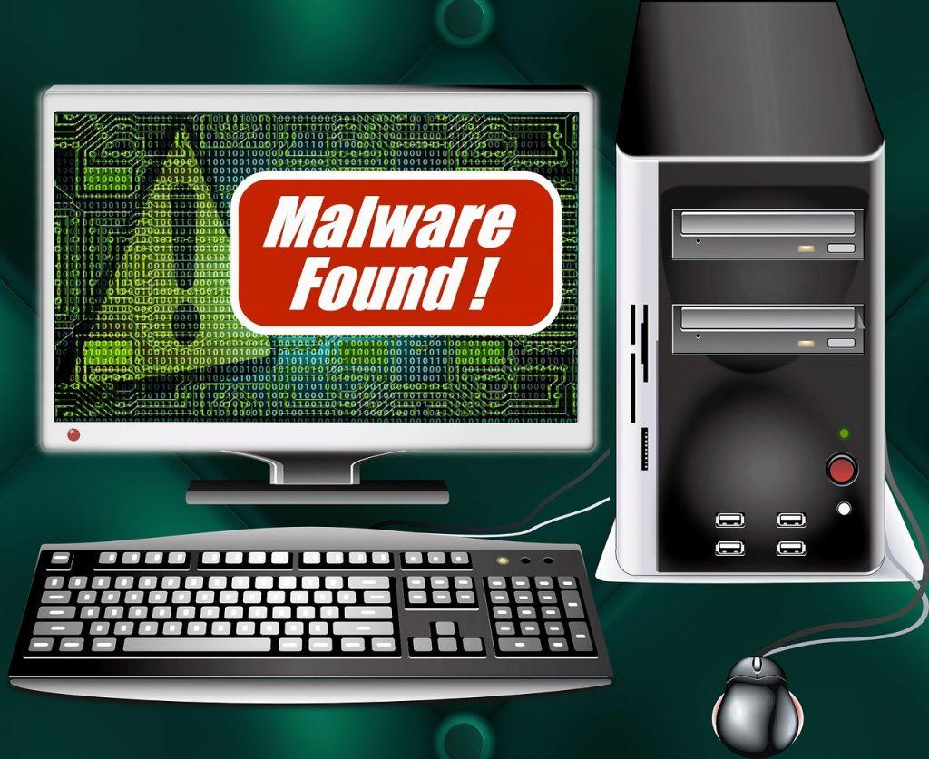 malware verwijderen bij PC reparatie Almere